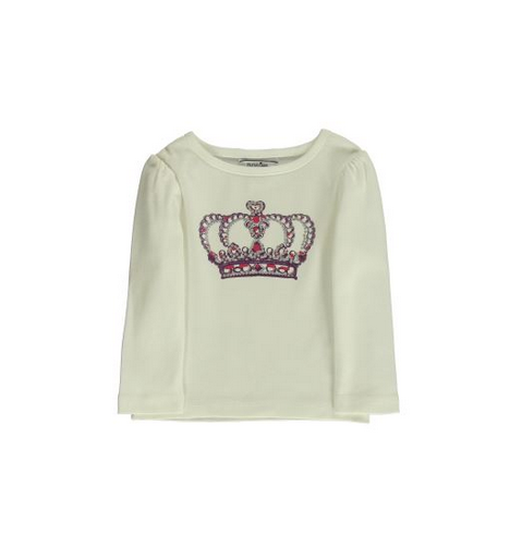 Royal Crown Long Sleeve Tee