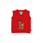 Baby Boy V-neck Sweater Vest