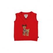 Baby Boy V-neck Sweater Vest