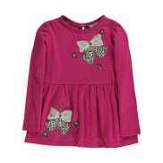 Applique Bow Tunic