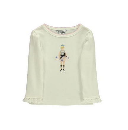 Winter Ballet Long Sleeve Top