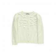 Infant Embellished Long Sleeve Cardigan